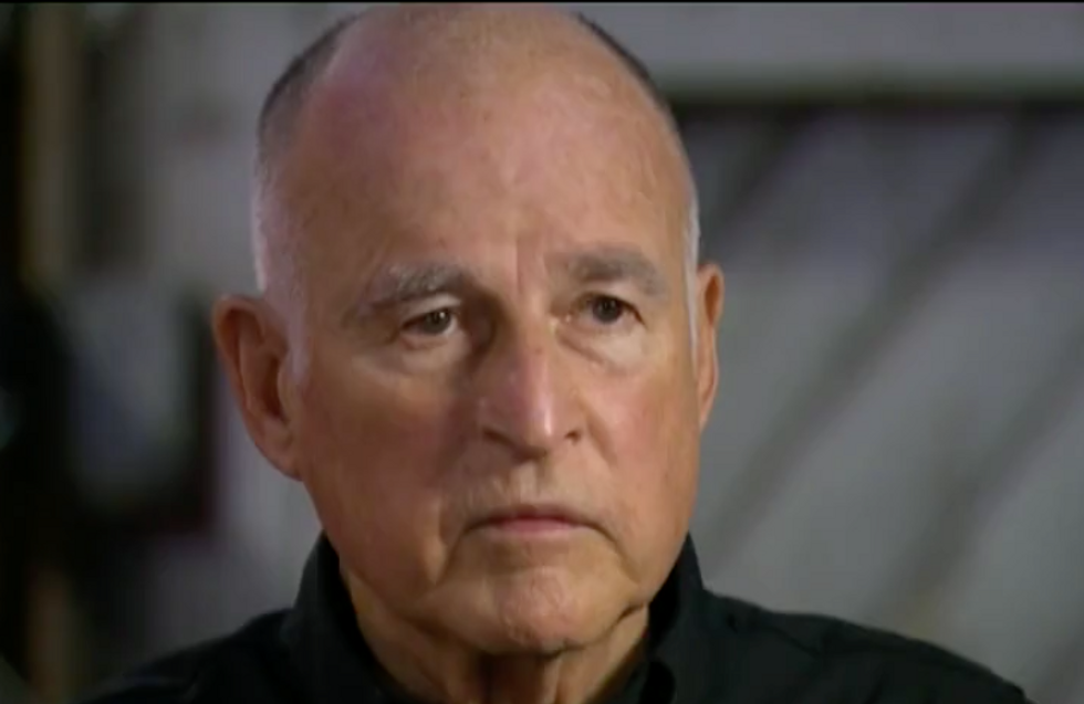 Jerry Brown: California saved its economy by doing the exact opposite of what the GOP wants