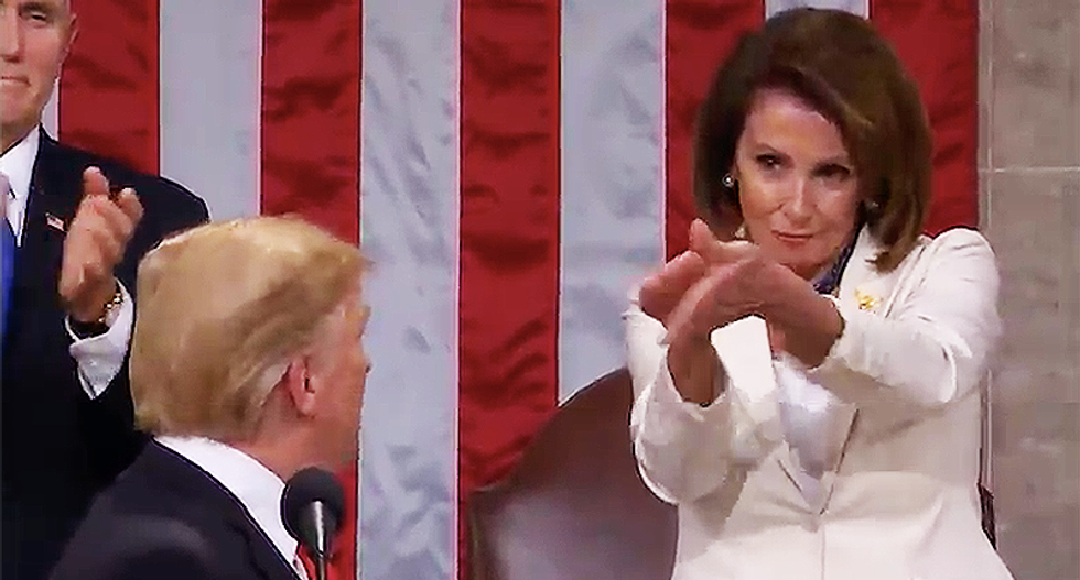 GOP is attacking freshman women legislators because Pelosi started 'beating Trump at his own game': Conservative pundit
