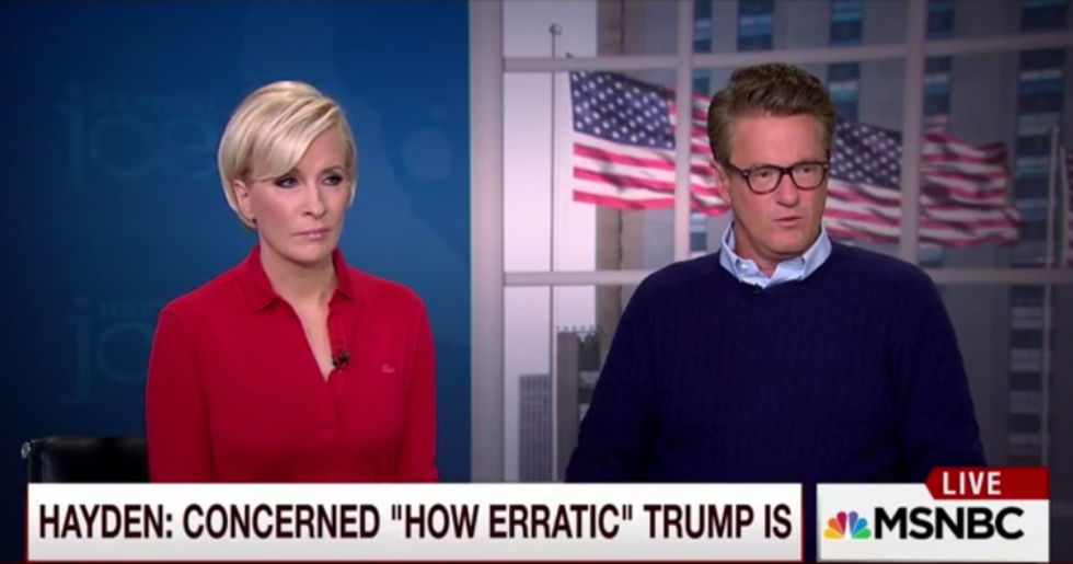 Joe Scarborough: Trump repeatedly asked a foreign policy expert 'why can't we use' nukes
