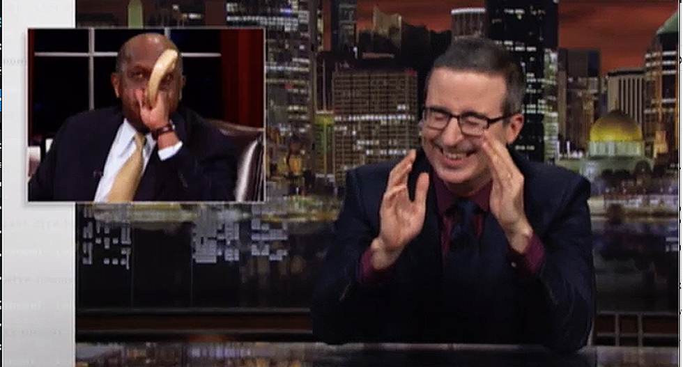 John Oliver cracks up over dangerous stupidity of Trump's appointees to the Federal Reserve