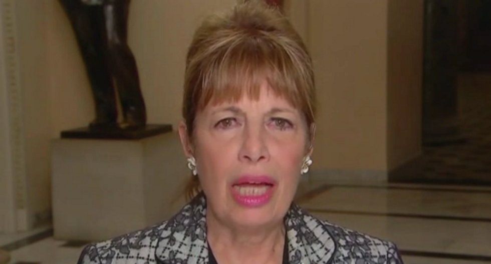 Congresswoman blasts Republican 'kiss-letters' to pharmaceutical companies: 'This is a ripoff of the American people'