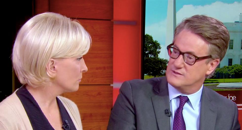'Cruel hypocrisy': Morning Joe hosts blast conservatives for attacking Parkland survivors to defend guns