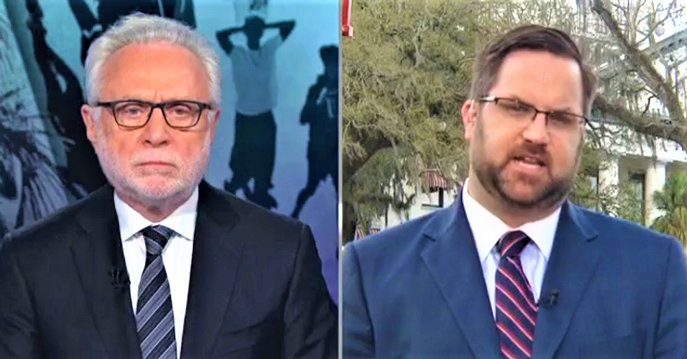 WATCH: Florida Republican proudly touts getting a 'D' rating from the NRA on CNN