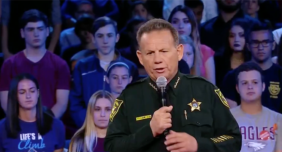 WATCH LIVE: Parkland students speak out in national town hall on school shootings