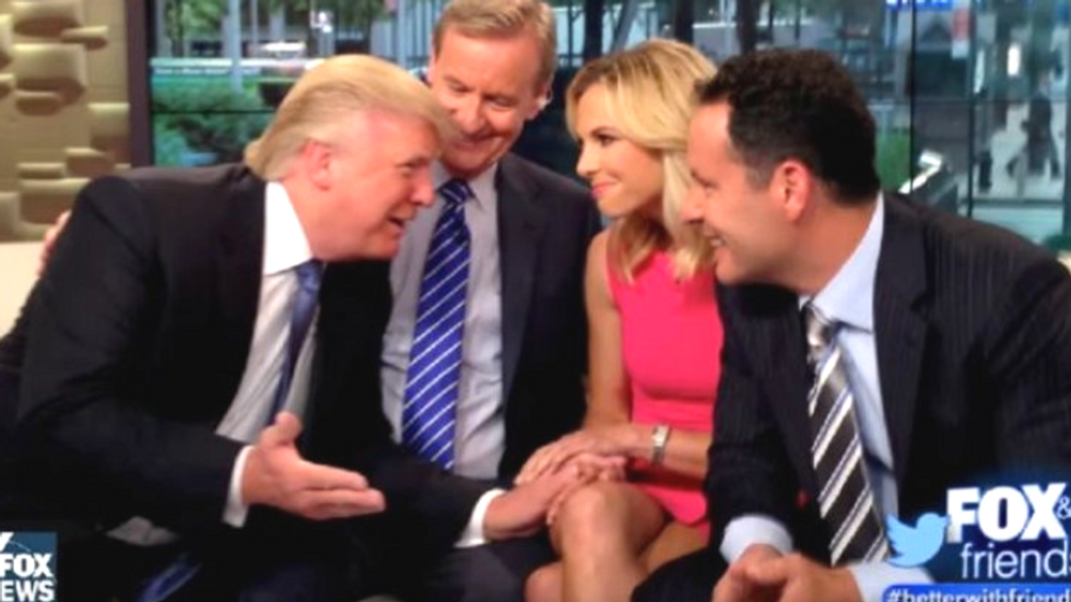 BUSTED: Trump official demanded Fox News re-wording on story -- and they may have broken 'propaganda' laws