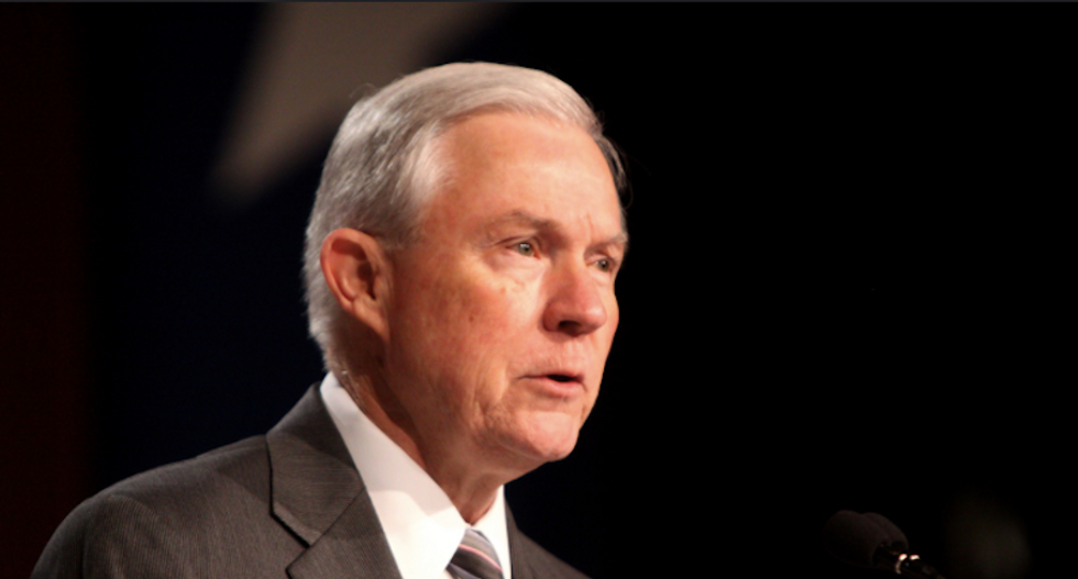 Senate moves Trump nominee Jeff Sessions toward confirmation as attorney general