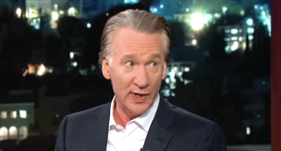 Bill Maher: I have no doubt Trump is 'capable' of having his critics murdered -- just like his pal Putin