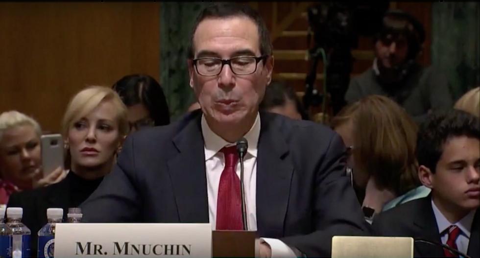 Steven Mnuchin sets May 6 deadline for deciding if he will release Trump's tax returns