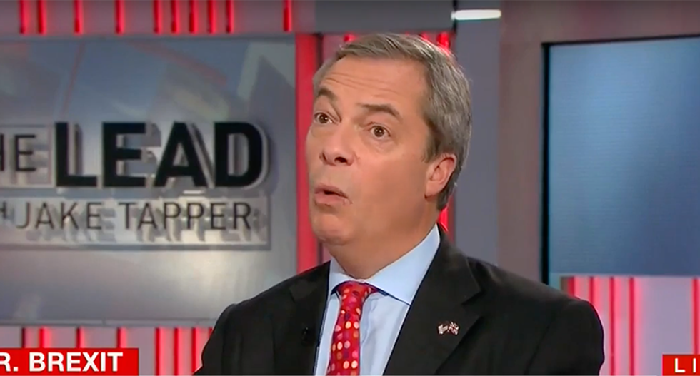 Trump's 'unofficial adviser' Nigel Farage visits Julian Assange's home after CIA docs leaked
