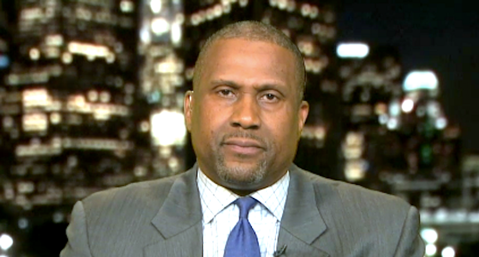 Trump's attack on Tavis Smiley backfires when PBS host skewers him for pandering to racists