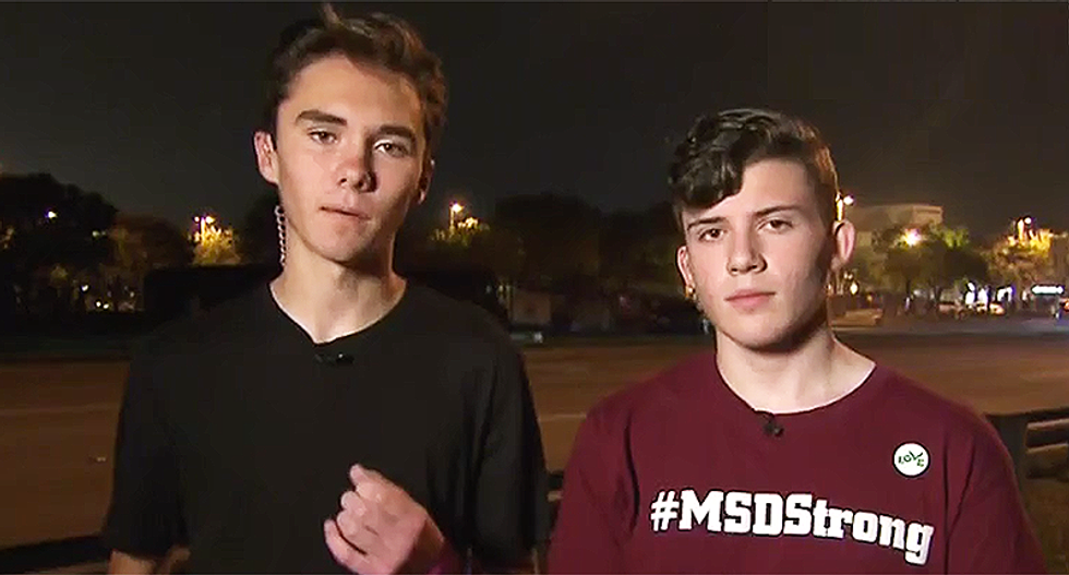Parkland student nails Donald Trump and the GOP: 'You're owned by the NRA'
