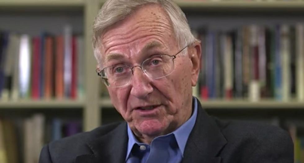 Investigative reporter Seymour Hersh: The world is 'run by ignoramuses, wackos and psychotics'