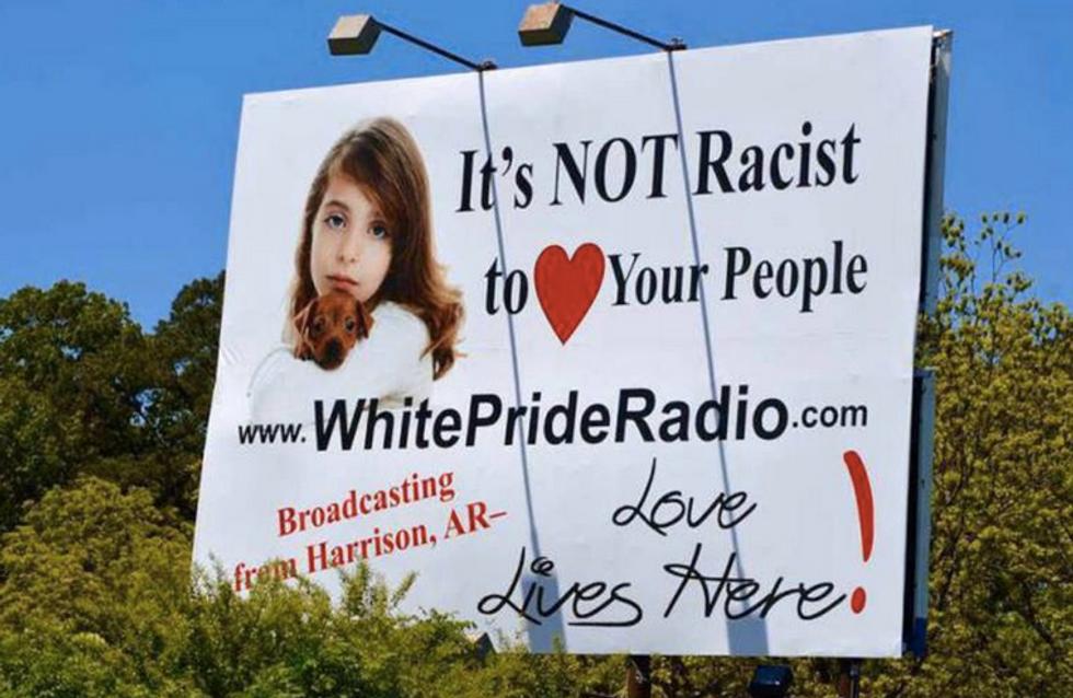 'Help Spread the Word of White Revival:' KKK sponsors another billboard in Arkansas