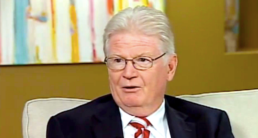 Conservative talk show host implicated in brawl over yard sign criticizing Indiana's anti-gay governor