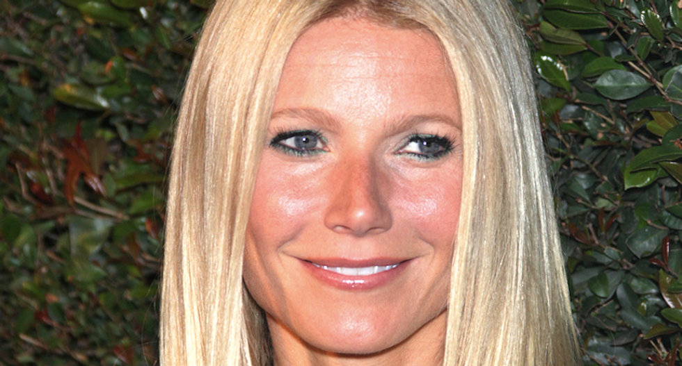 Gwyneth Paltrow recommends bee stings as a beauty treatment -- no, really