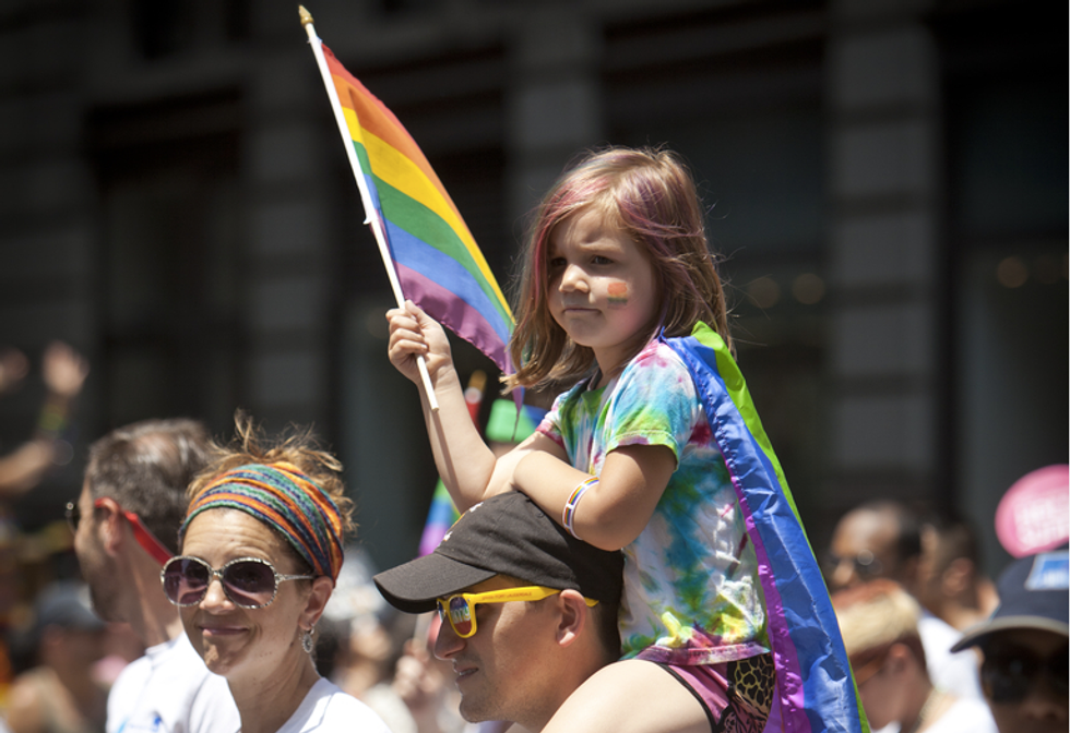 Group behind so-called 'straight pride' march is a right-wing organization with a tendency toward anti-Semitism