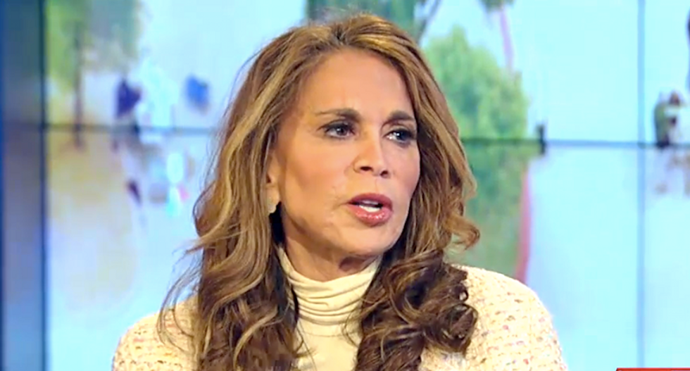 Fox News host dumbfounded when anti-Muslim activist Pamela Geller compares herself to Rosa Parks