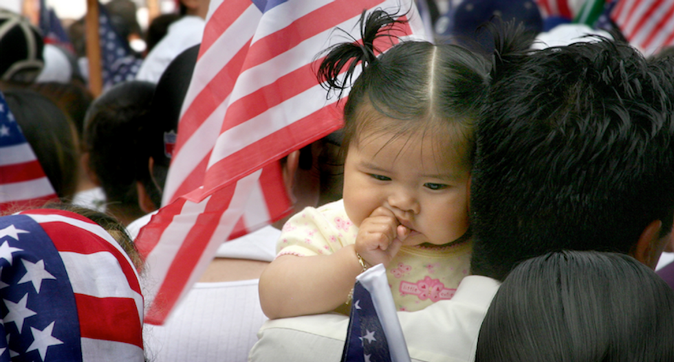 One mother is just the beginning: 'Vicious' Trump order targets 8 million migrants — and cops already hate it