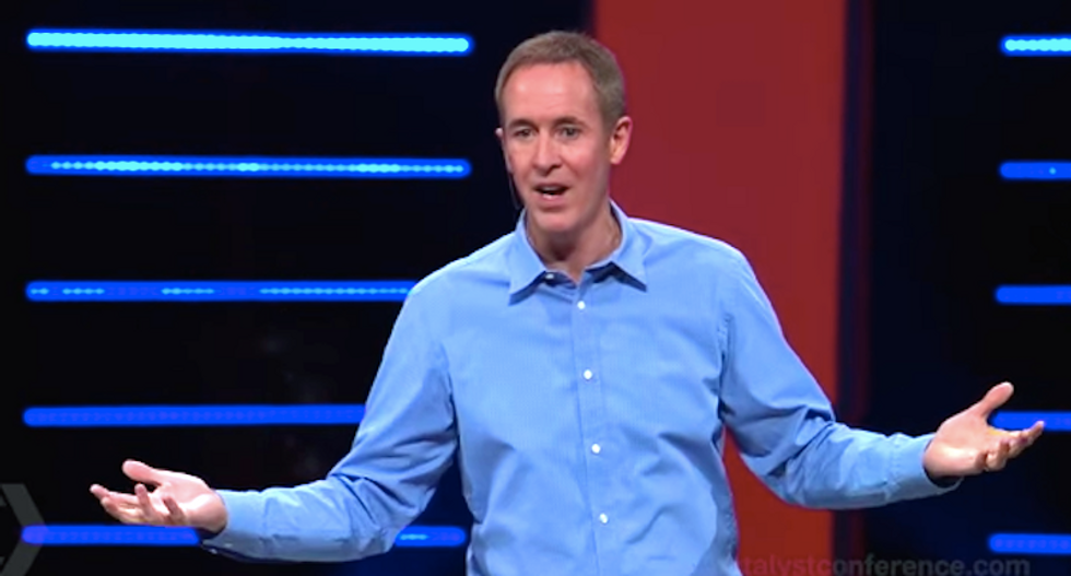 Megachurch pastor rejects his father's bigotry: Jesus would want you to bake a gay wedding cake