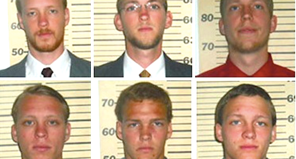Four of six homeschooled brothers plead guilty to molesting their sister while 'anti-school' parents did nothing
