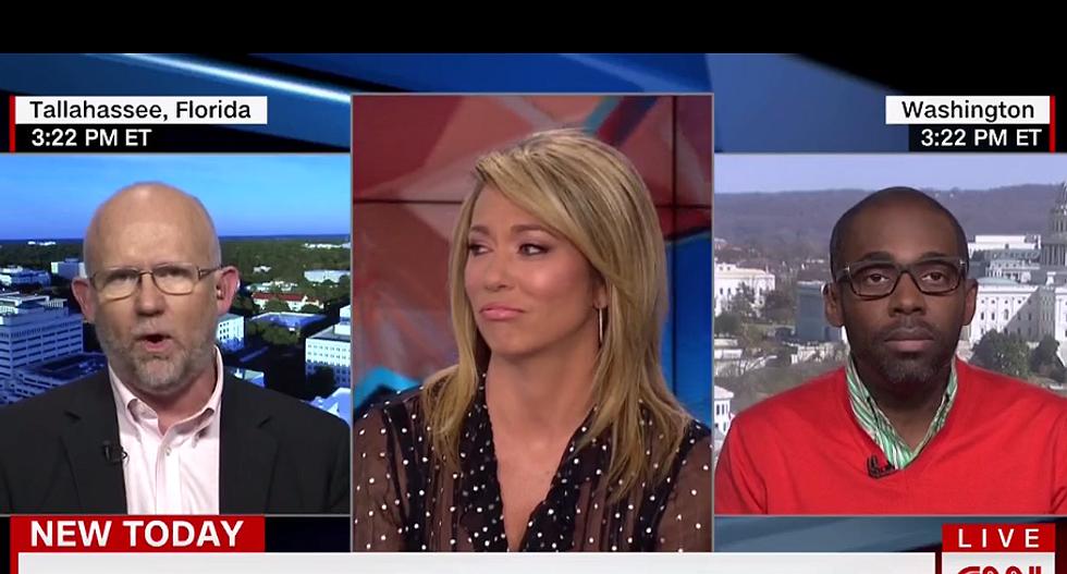 Rick Wilson demands Paris Dennard say 'I love Donald Trump screwing a porn star!' in off-the-rails segment