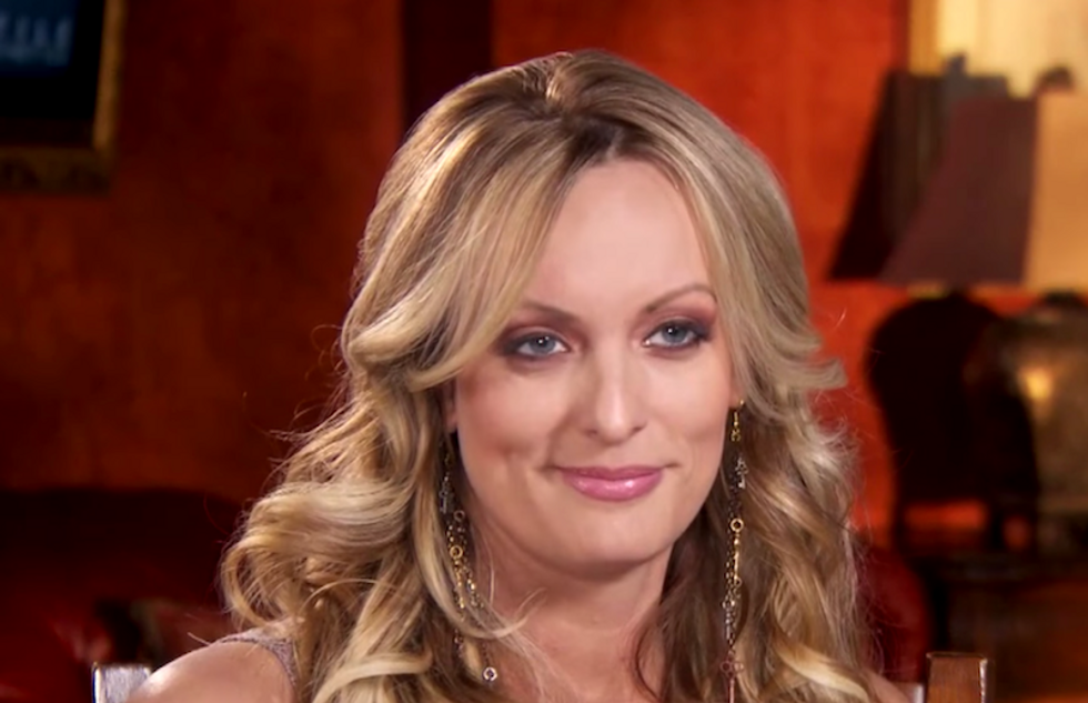 Stormy Daniels wins $450,000 payout over strip-club arrest