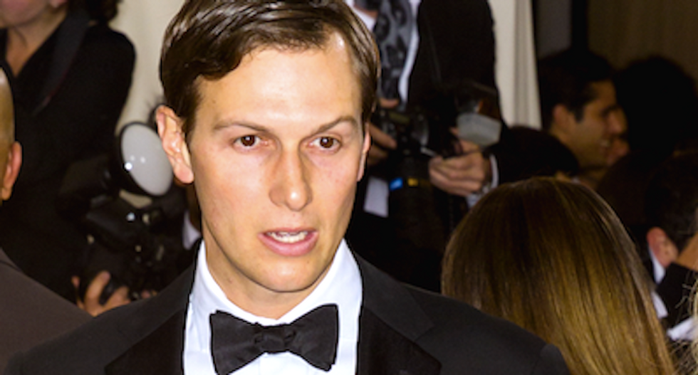 Jared Kushner's real estate company seeks to hide identity of investors from class action lawsuit by tenants