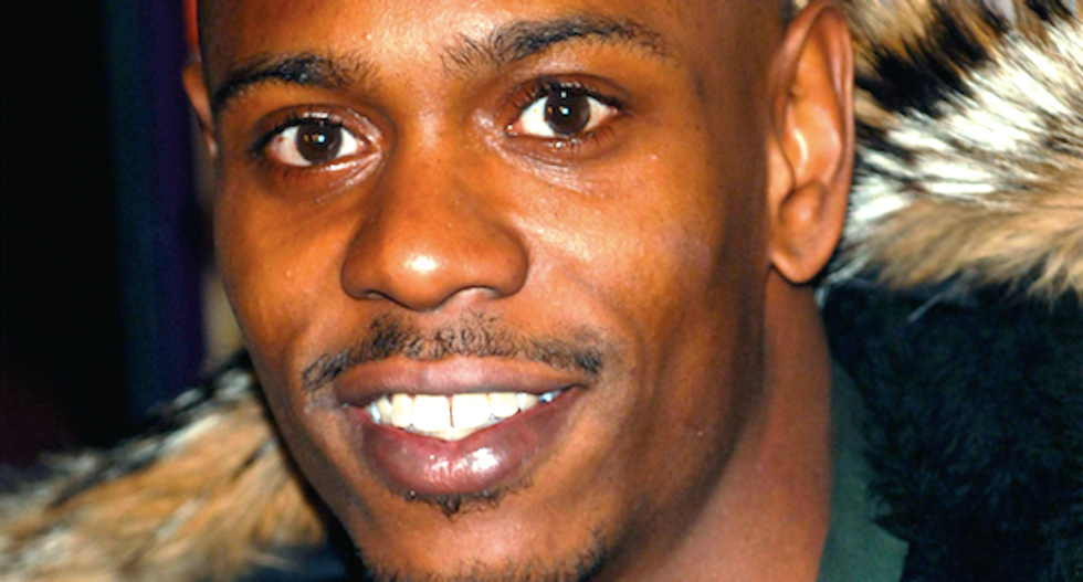 Dave Chappelle just as baffled by Rachel Dolezal as you are: 'I don't know what she was doing'