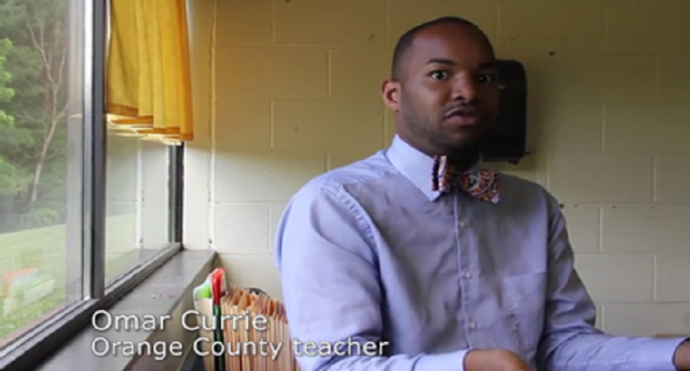 North Carolina teacher quits after parents revolt over fairy tale featuring gay couple