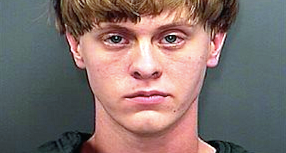 Man to plead guilty to hiding Dylann Roof's plan to shoot up black Charleston church