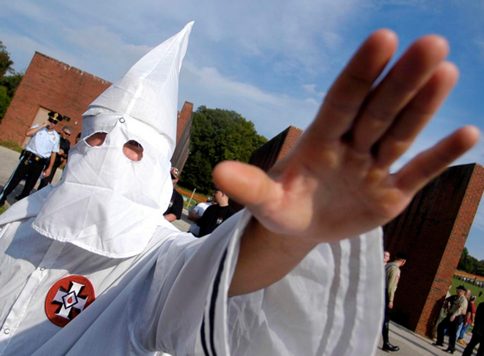 Former top lieutenant to Ku Klux Klan chief is now looking at prison time for running pill mills