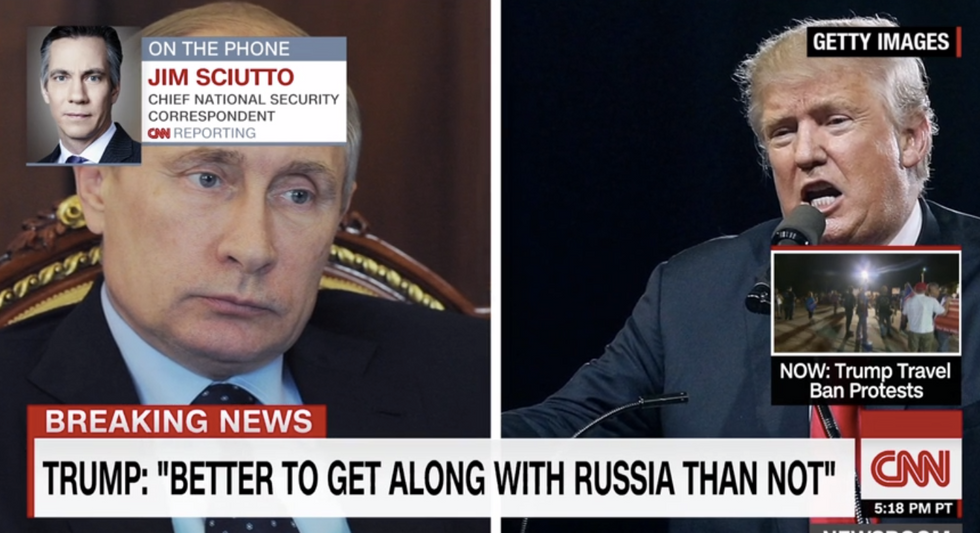 'Unprecedented and unpresidential': CNN security expert blasts Trump's defense of Putin
