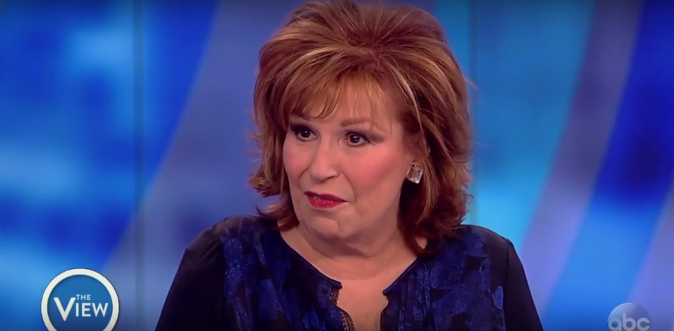 Joy Behar: 'Dictator' Trump can't stand SNL making fun of him -- a sign of his poor mental health