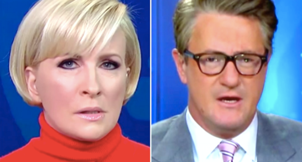 Morning Joe hosts call out GOP on Trump: 'We're talking about the sanctity of our constitution'