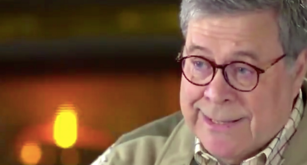 Former Trump executive issues a dire warning: Trump could turn on Bill Barr at any moment