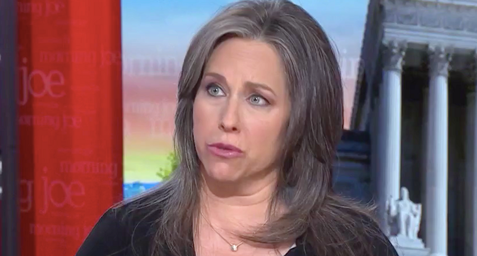 MSNBC guest says Democrats are overthinking impeachment: 'Just say crimes and coverup'