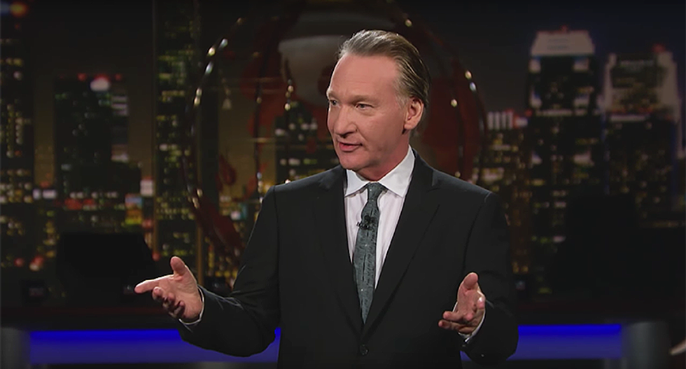 'Are you winning yet?': Bill Maher wonders if Trump's fans have gotten any laws passed yet