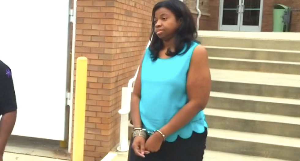 Georgia attorney arrested after leaving toddlers in car to represent client in court