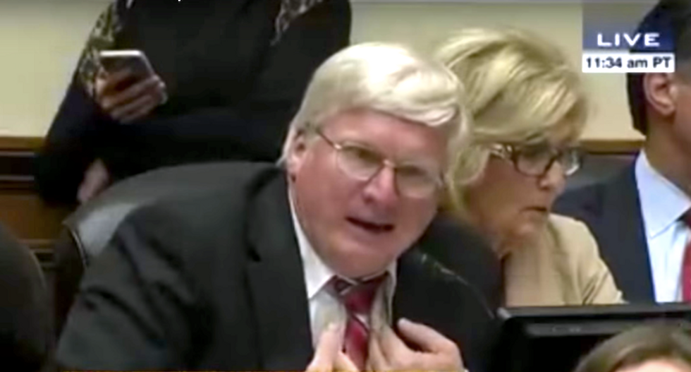 GOP lawmaker doesn't get why Planned Parenthood exists: 'As a guy,' I can just go someplace else for care