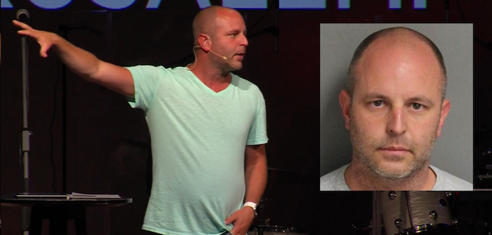 'Highly respected' Alabama evangelist arrested on charges of molesting a teenage boy