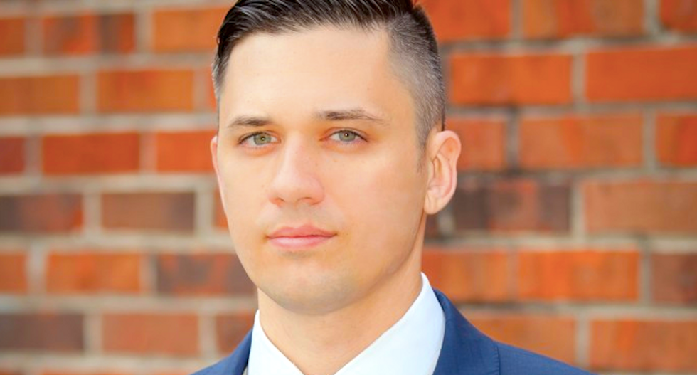 Blood-drinking Florida Senate candidate barred from Canada over neo-Nazi ties