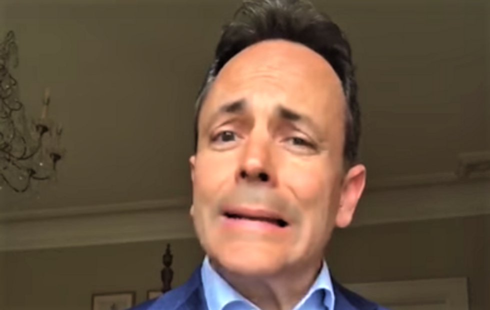 'Delicious tears from Bevin supporters': Libertarian Party chides GOP after splitting Kentucky vote