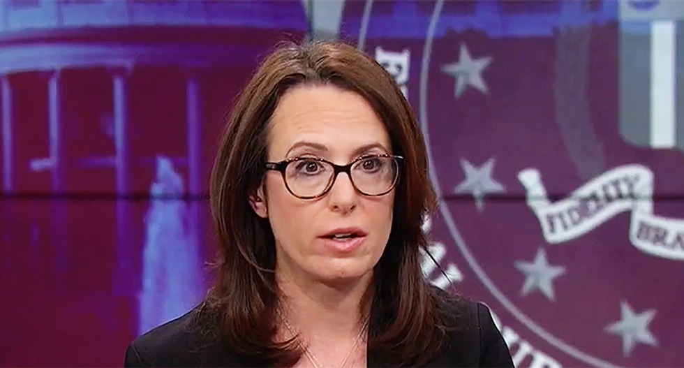 NYT's Maggie Haberman: Most presidents would 'dial back their rhetoric' after 2 domestic terrorist attacks