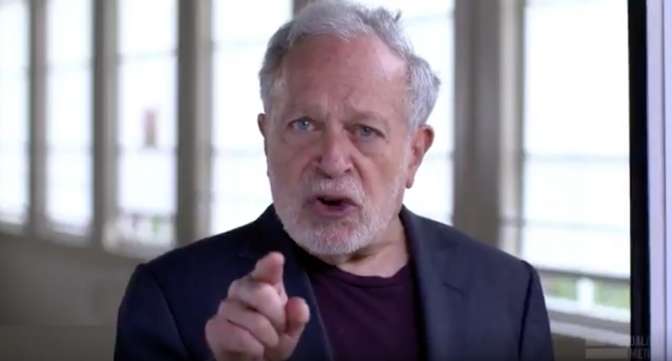 Robert Reich identifies four reasons Trump should be impeached -- with a fifth one 'on its way'