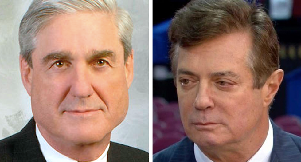 Special Counsel Robert Mueller produces evidence that Paul Manafort drafted op-ed