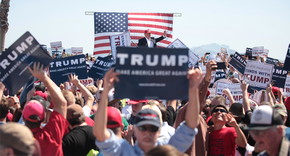 Donald Trump's hit-squad spews death threats at  Colorado GOP chair and Indiana delegates
