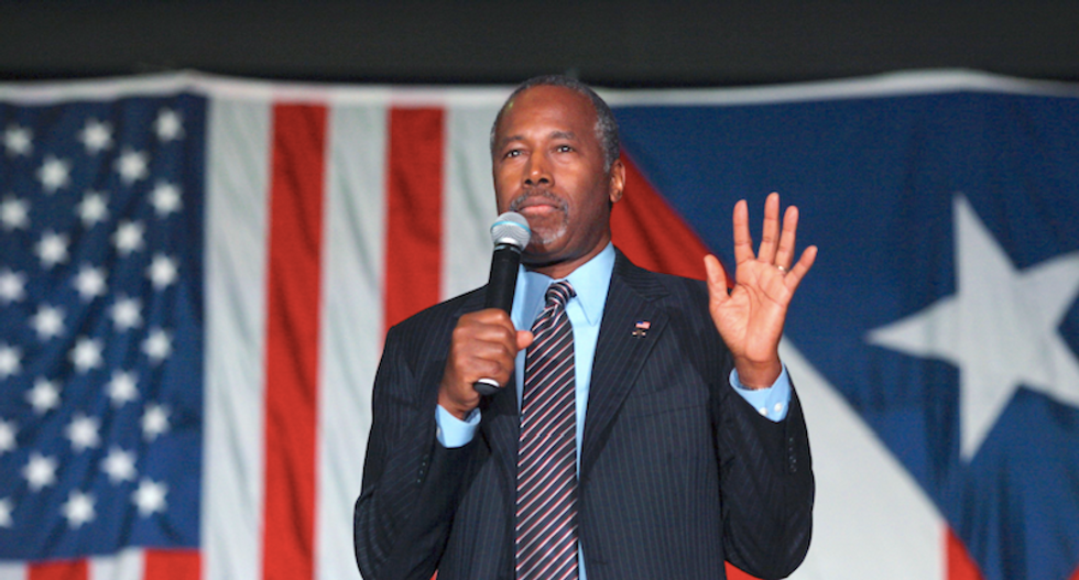 Ben Carson was a local hero in Baltimore -- but friends are shocked by his wild rightward swing