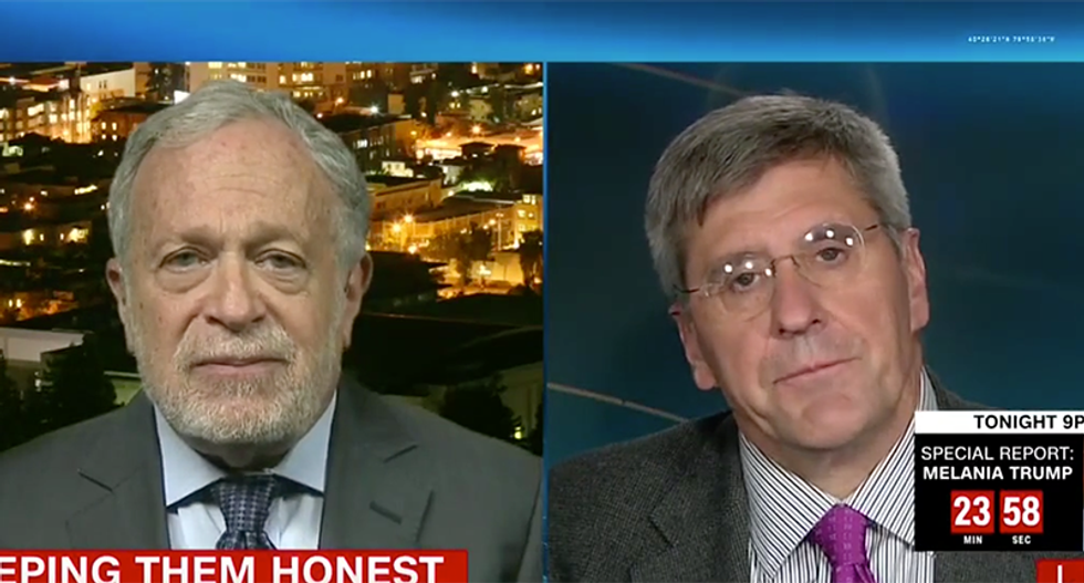 'Don't take Trump literally about anything': Robert Reich calls BS on Trump's economic 'success'