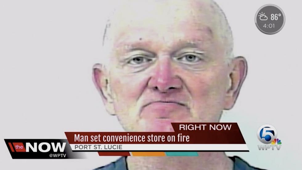 Florida man tried to burn down store because 'Muslim' owner didn't have his favorite kind of juice