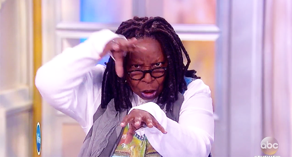 'The View' women mercilessly mock Kellyanne Conway's microwave claim: 'My dishwasher called me a b*tch'